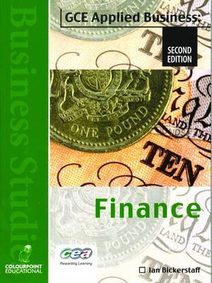Finance: GCE Applied Businesses