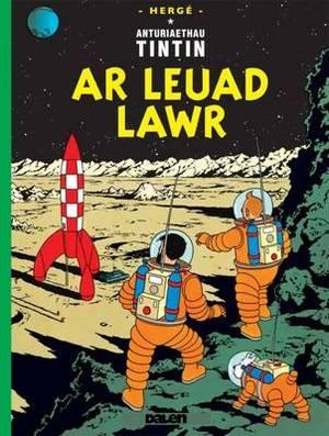 Cyfres Anturiaethau Tintin: Ar Leuad Lawr