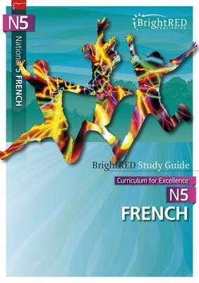 BrightRED Study Guide: National 5 French