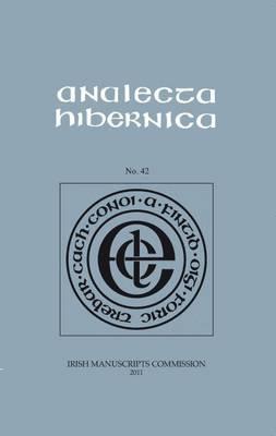 Analecta Hibernica: 42