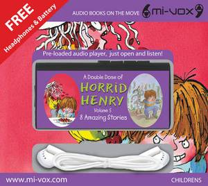A Double Dose of Horrid Henry: v. 5