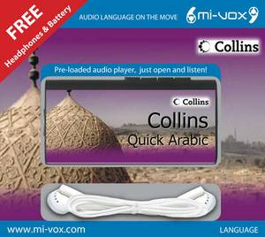 Collins Quick Arabic