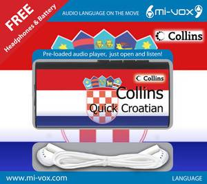 Collins Quick Croatian