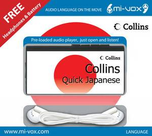Collins Quick Japanese
