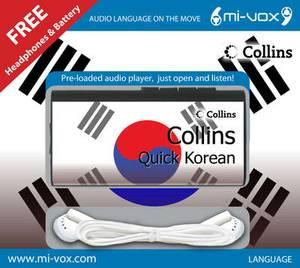 Collins Quick Korean