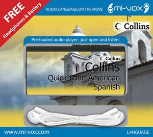 Collins Quick Latin American Spanish