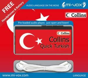Collins Quick Turkish