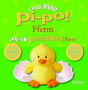 Codi Fflap Pi-po! Fferm: Pop-Up Peekaboo Farm
