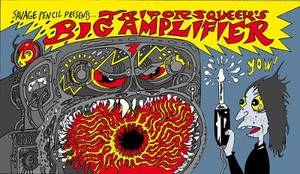 Savage Pencil Presents Trip Or Squeek: The Big Amplifier