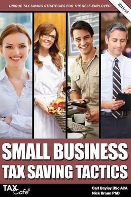 Small Business Tax Saving Tactics