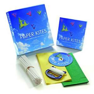 Paper Kites: How to Build and Fly Your Own Paper Kites
