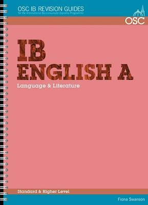 IB English A: Language & Literature: Standard & Higher Level