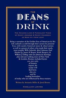 The Deans of Drink