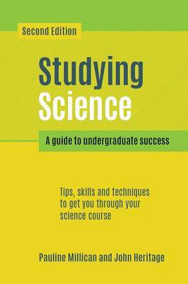 Studying Science: A Guide to Undergraduate Success