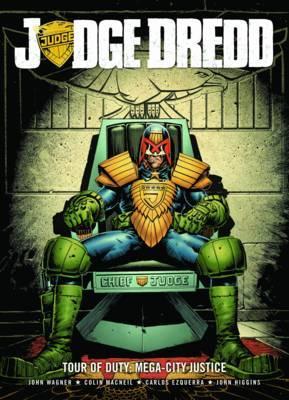 Judge Dredd Tour of Duty: Mega-City Justice