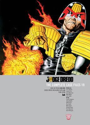 Judge Dredd: The Complete Case Files: v. 19