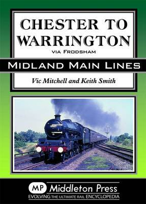 Chester to Warrington