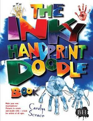 The Inky Handprint Doodle Book