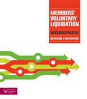 Members' Voluntary Liquidation Workpack