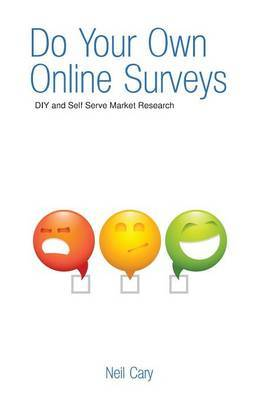 Do Your Own Online Surveys: DIY and Self Serve Market Research