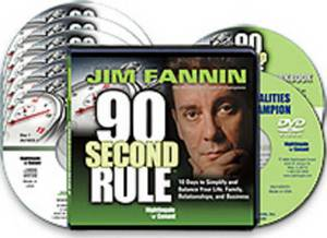 The 90 Second Rule