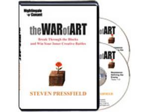 The War of Art: Break Through the Blocks and Win Inner Creative Battles