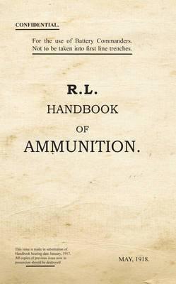 R.L. Handbook of Ammunition