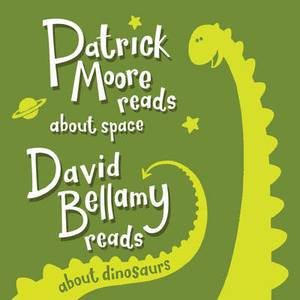 Patrick Moore and David Bellamy Read About Space and Dinosaurs
