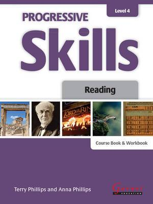 Progressive Skills 4 - Reading Course Book & Workbook 2013