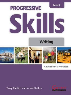 Progressive Skills 4 Writing Course Book & Workbook 2013