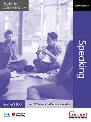 English for Academic Study: Speaking Teacher's Book - Edition 2