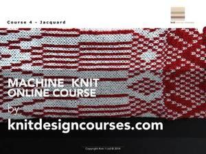 Online Course 4 - Jacquard
