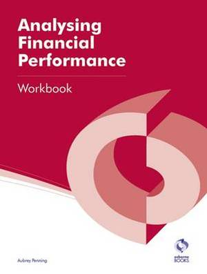 Analysing Financial Performance Workbook