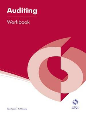 Auditing Workbook