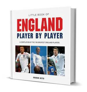 Little Book of England Player by Player