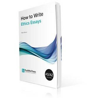 How to Write Ethics Essays