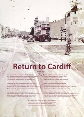 Return to Cardiff Poster Poem