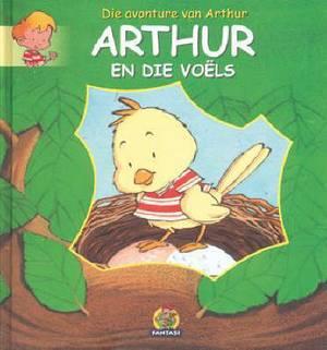 Arthur En Die Voels: Boek 3