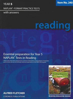 Year 5 Reading: NAPLAN-format Practice Tests with Answers