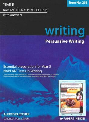 Year 5 Writing: NAPLAN-format Practice Tests with Answers