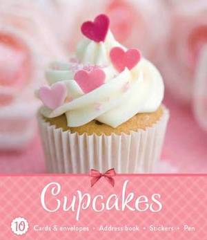Cupcakes Stationery Pack