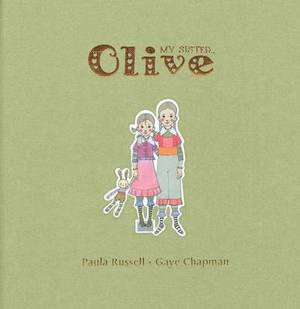 My Sister, Olive: Little Hare Books
