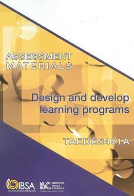 TAEDES401A Assesment Materials