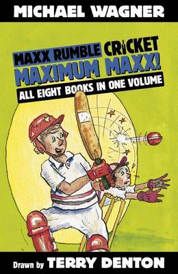 Maximum Maxx!: All Eight Books in One Volume!