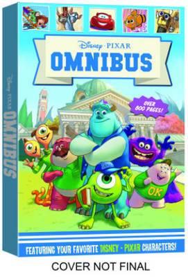 Disney Pixar Comics Treasury