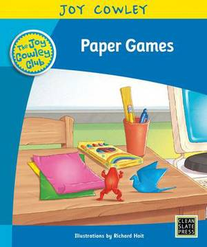 Paper Games: After School Classroom Capers, Guided Reading: Level 12
