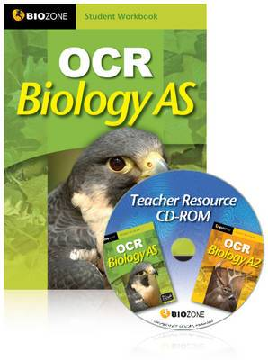 OCR AS Workbook/CDR Bundle Pack