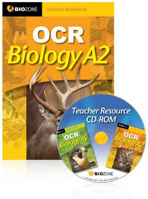 OCR A2 Workbook/CDR Bundle Pack