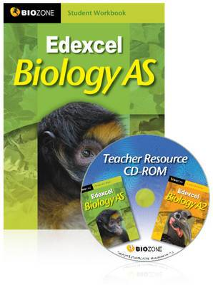 EDEXCEL AS Workbook/CDR Bundle Pack
