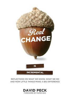 Real Change Is Incremental: Reflections on What We Know, What We Do and How Little Things Make a Big Difference